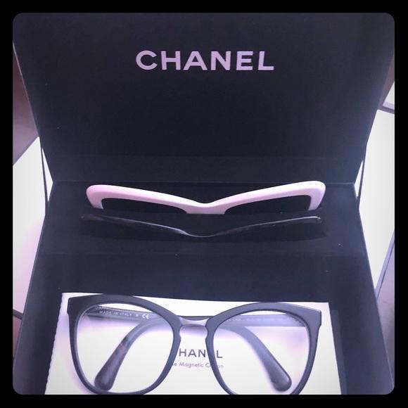 58faff8d89 Chanel summer 2018 magnetic clip sunglasses